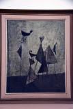 Scarecrows (1955) - Yosi Bergner - 2626