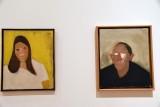 Portraits of Yigael Halevi and Rakefet Bar-Kama (1978) - Ori Reisman - 2630