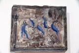 Blue Leaves (1967) - Arie Aroch - 2666