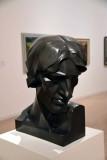 Bust of Mrs Thelma Yellin Bentwich (ca. 1931) - Ze'ev Ben-Svi -  - 2616