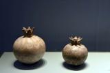 Pomegranate-shaped bottles, 14-13th c. BCE - Cyprus or Egypt - 4119