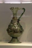 Glass jug - 4th c. CE - Eastern Mediterranean - 4130