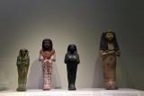 Egyptian Shabtis 7th c. BCE; 14th-13th c. BCE - 4160