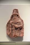 Plaque depicting Nergal, King of the Netherworld - 2nd millenium BCE, Mesopotamia 4162