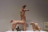 Figurines - Northwestern Iran (ca. 1200-750 BCE); Northern Syria (early 2nd millenium BCE); Cyprus (700-600 BCE) - 4170