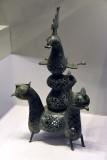 Zoomorphic incense burner - 12th-13th c. - Khurasan - 4195
