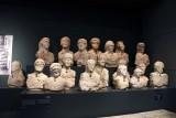 Burial portraits, 3rd c. CE - Beth Shean - 4257