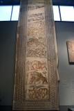 Church aisle mosaic, 578 CE - Kissufim, western Negev - 4274