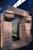 Royal fortress gate, 9th c. BCE - Hazor - 4292
