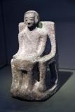 Statue of a Canaanite ruler, 15-13th c. - Hazor -  4300