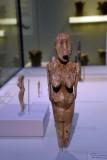 Female figurine, 6500-5500 years ago - Beersheba - 4313
