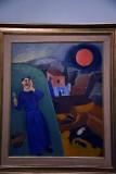 The Flower Seller (1920s) - Pinhas Litvinosky - 4402