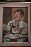 Portrait of Litvinosky (1935) - Yitzhak Frenkel (Frenel) - 4406