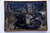 Still Life with Yellow Cup (ca 1947) - Yosef Zaritsky - 4431