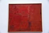 Red Calligraphy (1960-61) - Fima (Ephraim Roytenberg) - 4435
