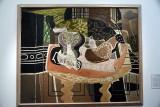 Still Life with Mandolin (1933) - Georges Braque - 4512