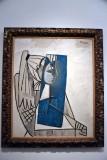 Portrait of Sylvette David (1954) - Pablo Picasso - 4524