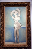 Woman in Front of the Sea (1939) - Pablo Picasso - 4530