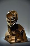 Constructed Head No. 2 (1953-57) - Naum Gabo - 4545