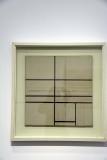 Composition with Double Line (1934) - Piet Mondrian - 4555