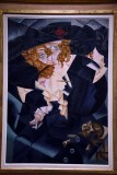 Portrait of Madame M-S (1912) - Gino Severini - 4568