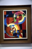 Composition (1920) - August Herbin - 4572
