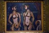 Circus Girls (1920s) - Georges Rouault - 4612