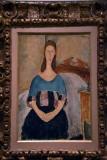 Jeanne Hébuterne, Seated (1918) - Amedeo Modigliani - 4614