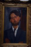 Portrait of Lépold Zborowski (1916) - Amedeo Modigliani - 4617