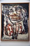 Person in Gray (1953) - Karel Appel - 4621