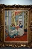 Two Girls in Nice (1921) - Henri Matisse - 4642