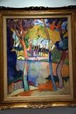 Three trees, L'Estaque (ca. 1906) - André Derain - 4646