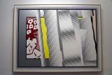 Reflections on Red Flowers (1990) - Roy Lichtenstein - 4734