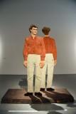 Double Identity Figure (1992) - Stephan Balkenhol - 4749