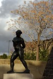 Action Enchained: Monument to Blanqui (1907) - Aristide Maillol - 4871