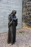 The Visitation (1926) - Jacob Epstein - 4879