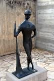 Man in the Open Air (1915) - Elie Nadelman - 4882
