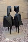 Two Figures. Conjunction XV (1970) - Lynn Chadwick - 4896