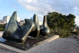 Three-piece Sculpture: Vertebrae (1968-69) - Henry Moore - 4997