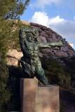 The Warrior of Montauban (1898) - Emile-Antoine Bourdelle - 5004