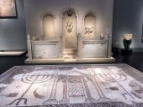 Synagogue floor, 5-7-th c. CE - Beth Shean - 4736