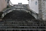 Staircase to St Ignatius Church - 5907