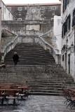 Staircase to St Ignatius Church - 5930
