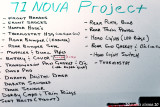 Nova White Board