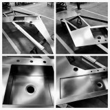 top custom stainless steel made in Italy
