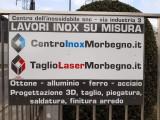 CENTRO INOX mORBEGNO TAGLIO LASER FIBRA E LAVORAZIONE SU MISURA