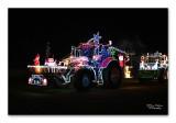 tractor lichtstoet Werchter 2019