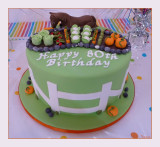 Birthday Cake for Dick