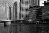Salford Quays - Monochrome