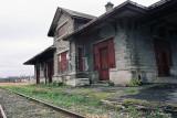 La gare de Vallée-Jonction